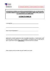 Annexe-N°2-ATTESTATION-SUR-LHONNEUR-SPORTIF-MINEUR
